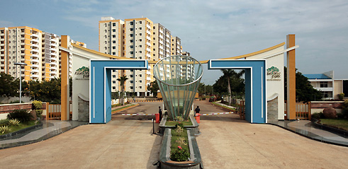 Gated Community Projects In Vijayawada Raintree Park